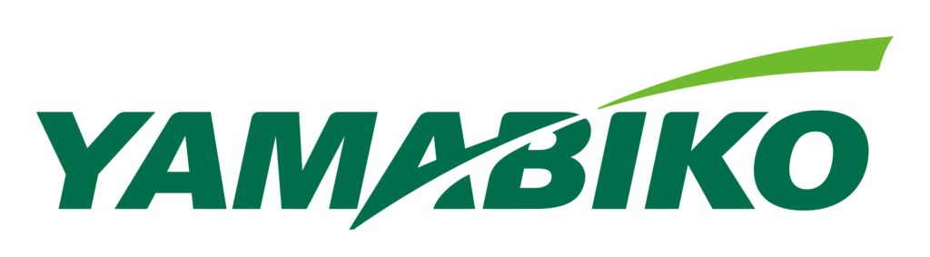 Logo Groupe Yamabiko qui détient la marque de tronçonneuses Echo