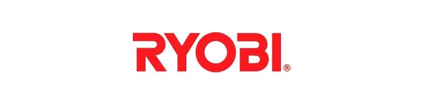 Logo marque ryobi