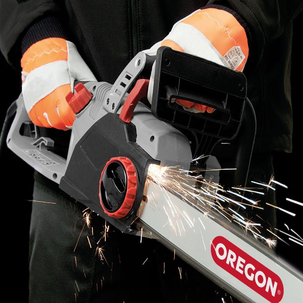 powersharp de la tronçonneuse Oregon CS1500