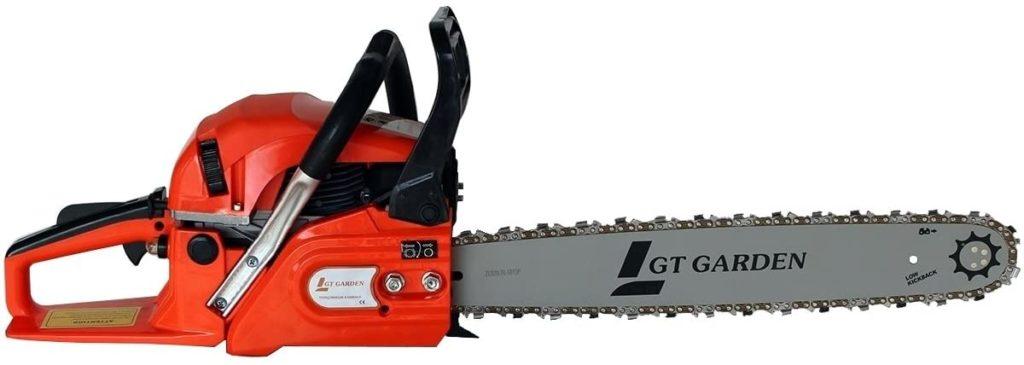 tronçonneuse GT garden 62 cm3