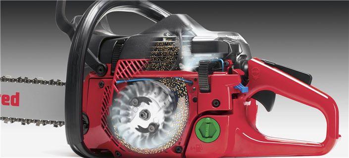 Système turbo épuration Jonsered