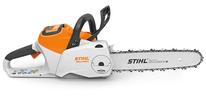 Tronconneuse professionnelle Stihl MSA 220 C-B