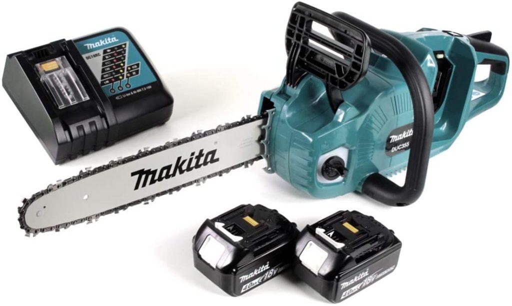 Tronçonneuse Makita DUC353Z tronçonneuse électrique professionnelle