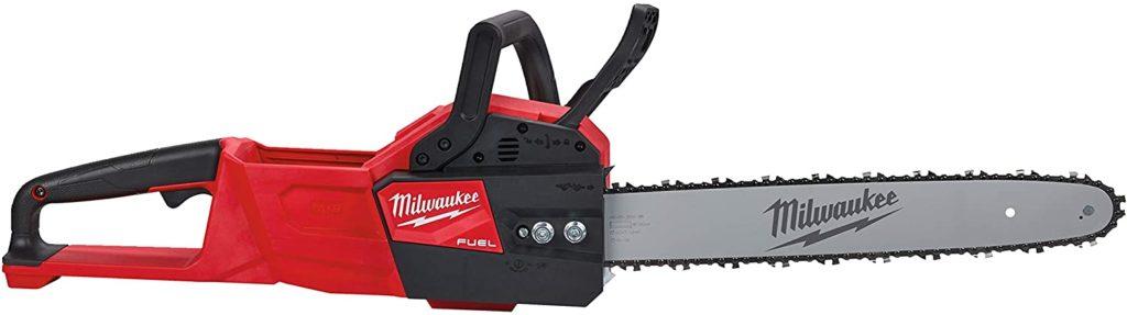 tronçonneuse M18 Fuel Milwaukee