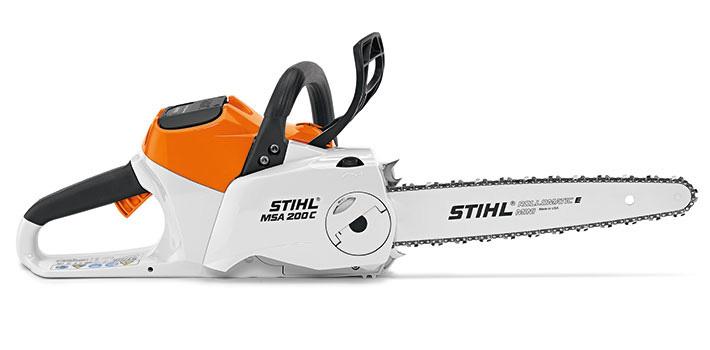 tronçonneuse Stihl MSA 200 C-B